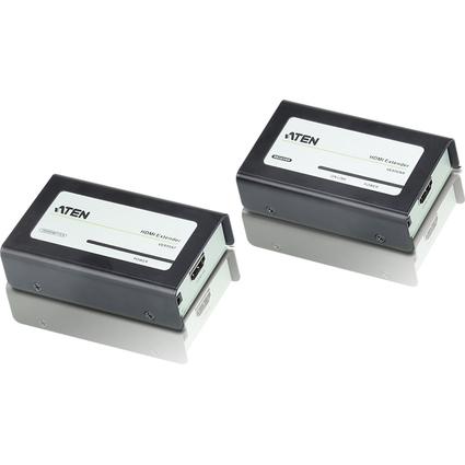 ATEN VanCryst HDMI Extender-Set, 60 m Reichweite, Kat.5e/6