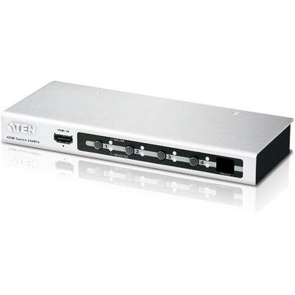 ATEN VanCryst HDMI Switch mit Fernbedienung, 4-fach