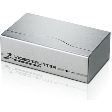 ATEN Van Cryst VGA Video Splitter, 2-fach, Metallgehäuse