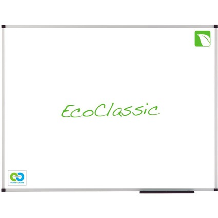 nobo Weißwandtafel EcoClassic, (B)1.800 x (H)1.200 mm