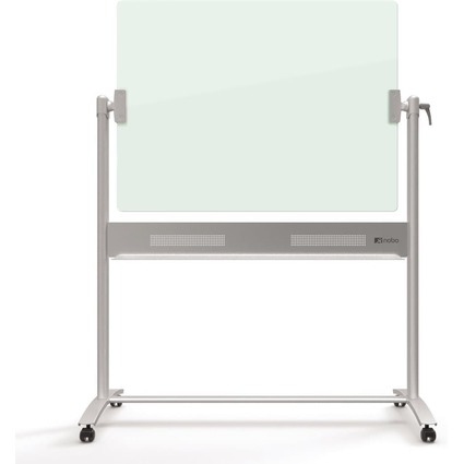 nobo Mobile Glas-Magnettafel Diamond, (B)1.200 x (H)900 mm