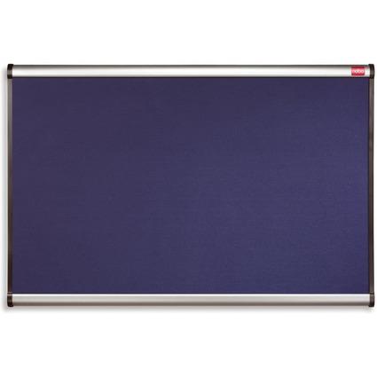 nobo Filztafel Prestige, (B)900 x (H)600 mm, blau