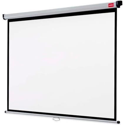 nobo Roll-Leinwand Standard, Maße: (B)2.400 x (H)1.813 mm