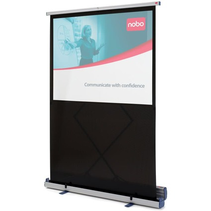 nobo Mobile Leinwand, Projektionsfläche: 1.190 x 900 mm