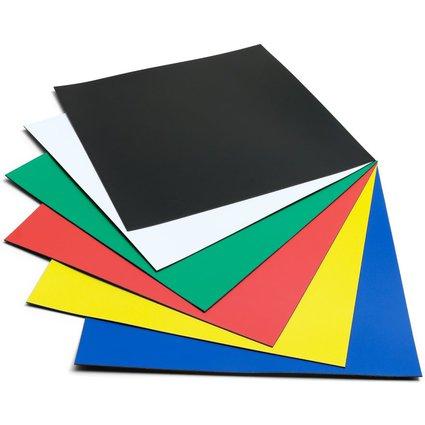 nobo Magnetbogen, Maße: (B)150 x (T) 150 mm, farbig sortiert