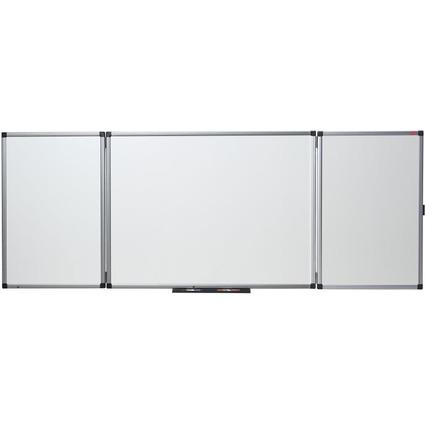 nobo Weißwand-Klapptafel, (B)1.500 x (H)1.200 mm