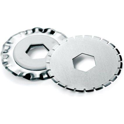 Rexel Ersatzmesser für Rollen-Schneidemaschine A300/A400pro