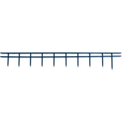 GBC Bindestreifen/Bindekamm SureBind, DIN A4, 25 mm, blau