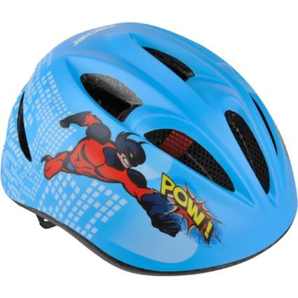 """FISCHER Kinder-Fahrrad-Helm """"Comic"""", Größe: S/M"""