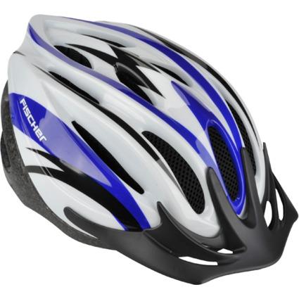 """FISCHER Fahrrad-Helm """"Blue"""", Größe: S/M"""