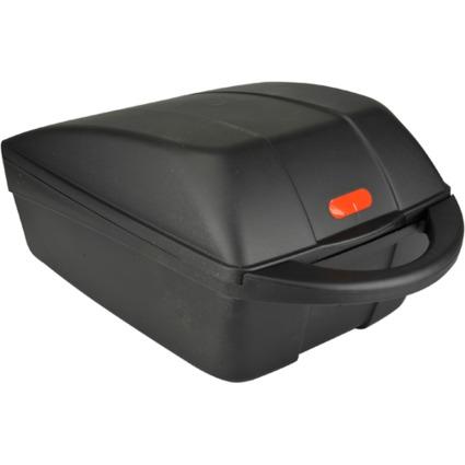 FISCHER Fahrrad-Gepäckbox, abschließbar, Volumen: 15 l