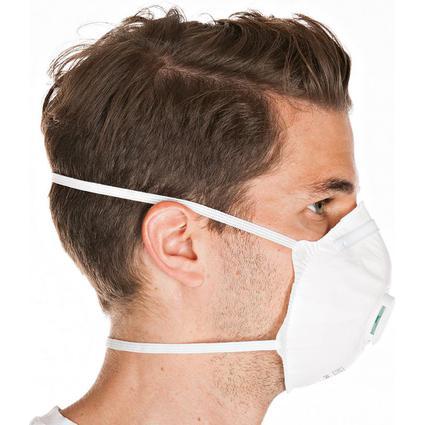 franz mensch Atemschutzmaske HYGOSTAR, Schutzstufe: FFP2