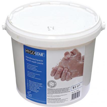 franz mensch Handwaschpaste HYGOSTAR, 5 Liter, Spenderdose