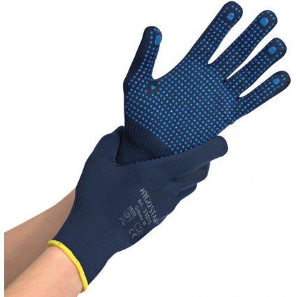 franz mensch arbeitshandschuh pearl hygostar blau l. Black Bedroom Furniture Sets. Home Design Ideas