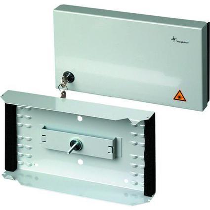 Telegärtner LWL Kompakt-Spleißbox Gehäuse, max. 8 Anschlüsse