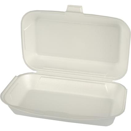 PAPSTAR Allzweck-Box rechteckig, mit Klappdekel, 1.800 ml