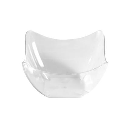 """PAPSTAR Fingerfood-Becher """"Wave"""", 80 ml, 40 x 70 x 70 mm"""
