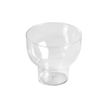 PAPSTAR Fingerfood-Becher rund, 50 ml, Durchmesser: 55 mm