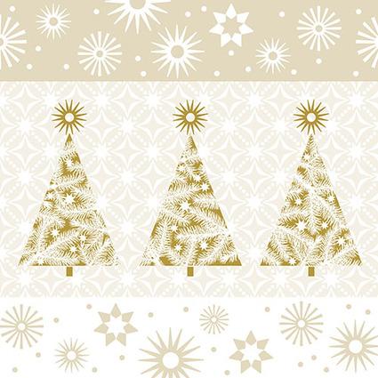 "PAPSTAR Weihnachts-Motivservietten ""Starry Sky"""
