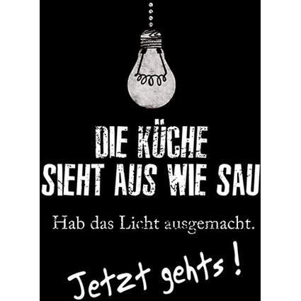 """PAPSTAR Sprüche-Servietten """"Jetzt geht""""s!"""""""