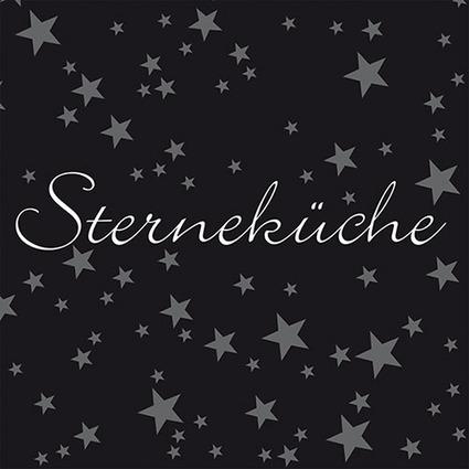 """PAPSTAR Sprüche-Servietten """"Sterneküche"""""""