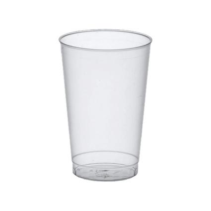 PAPSTAR Kunststoff-Trinkbecher PP, 0,3 l, transluzent