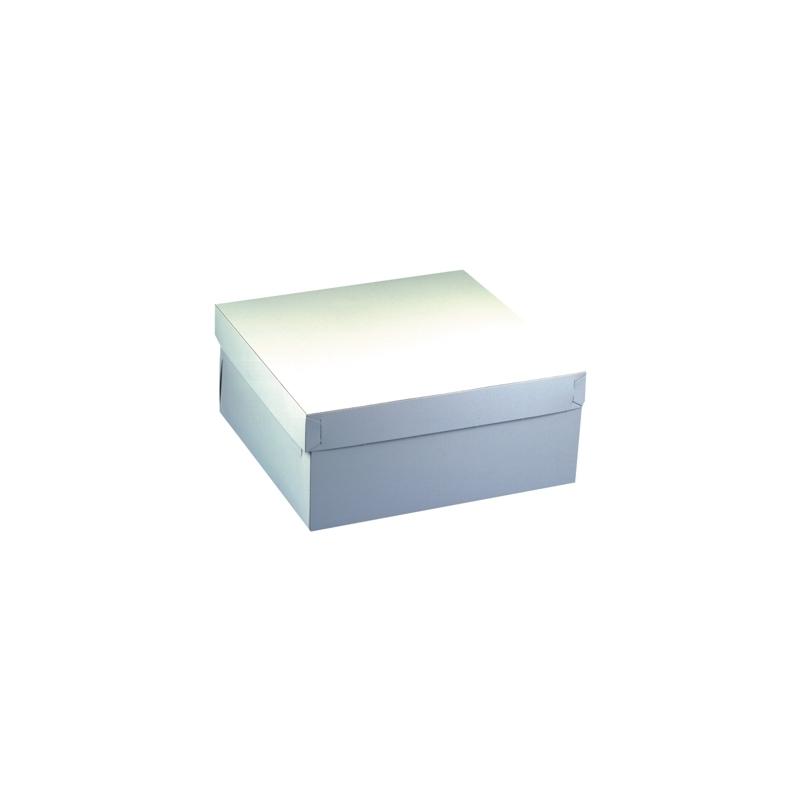 papstar torten karton mit deckel ma e 300 x 300 x 130 mm. Black Bedroom Furniture Sets. Home Design Ideas