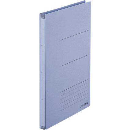 PLUS JAPAN Archivierungsordner ZEROMAX, A4 breit, blau