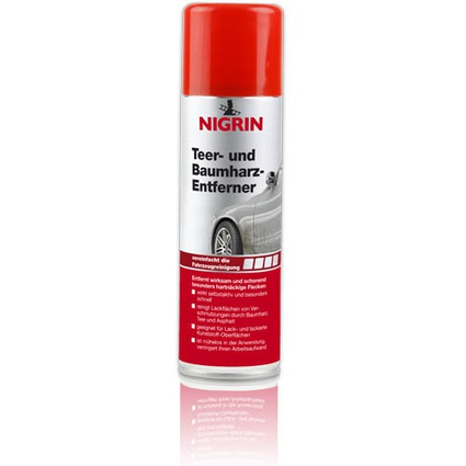 NIGRIN Teer- und Baumharz-Entferner, 250 ml