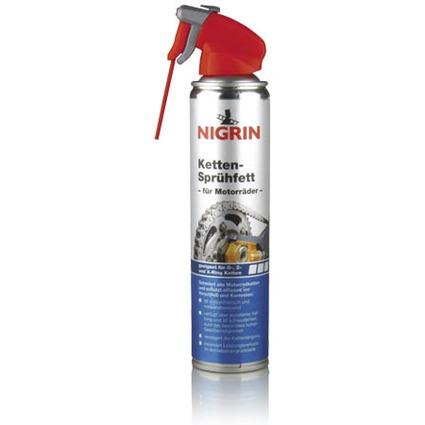 NIGRIN Ketten-Sprüffett, für Antriebsketten, 400 ml