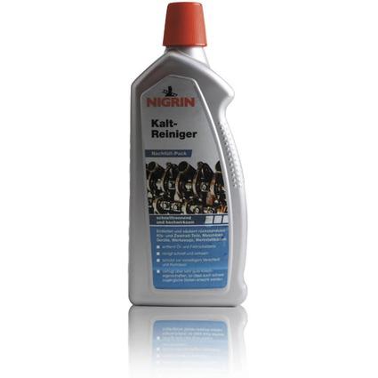 NIGRIN Kaltreiniger Nachfüllpack, 1 Liter