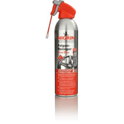 NIGRIN Performance Felgen-Reiniger EvoTec, 500 ml Sprühdose