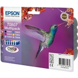 Original epson Multipack claria Photographic R265/R360