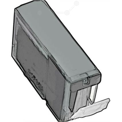 Original Tinte für Canon Pixma IP4200, schwarz pig.,