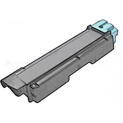 JET TEC Toner KY580C ersetzt KYOCERA/mita TK-580C, cyan