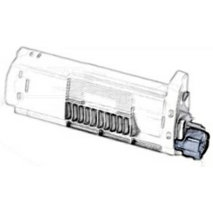 Kores Toner G3346RBR ersetzt OKI 44318606, magenta