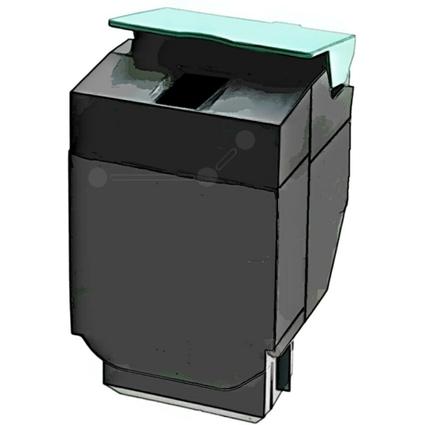 Kores Toner G1390HCS ersetzt LEXMARK C544X2KG, schwarz