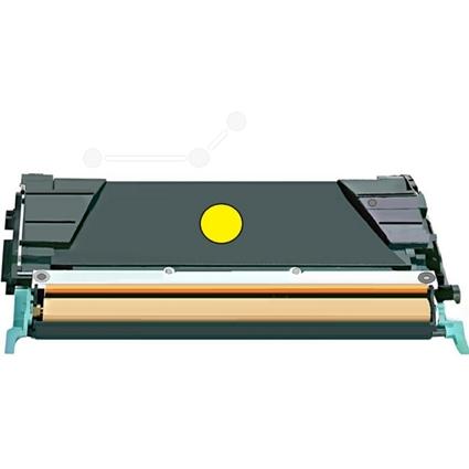Kores Toner G1392RBG ersetzt LEXMARK C736H2YG, gelb