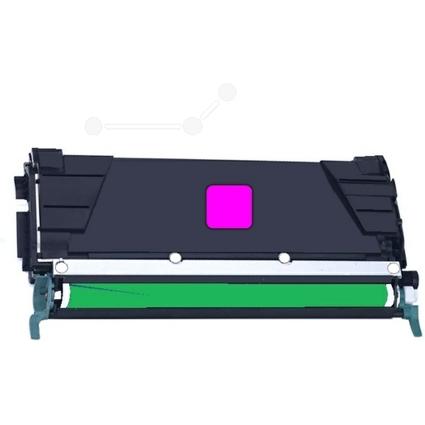 Kores Toner G1373HCR ersetzt LEXMARK C5342MX, magenta, HC
