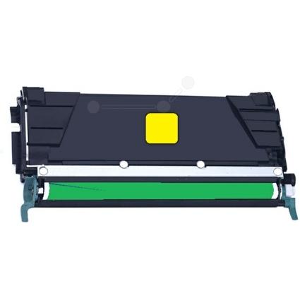 Kores Toner G1373HCG ersetzt LEXMARK C5342YX, gelb, HC