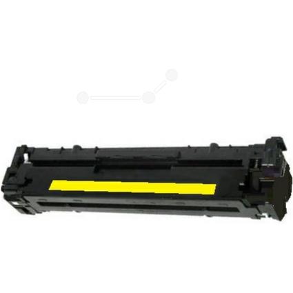 Kores Toner G2520RBG ersetzt hp CF322A / 653 A, gelb