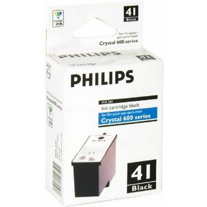 Original Tinte für PHILIPS Crystal 650/660/665, schwarz