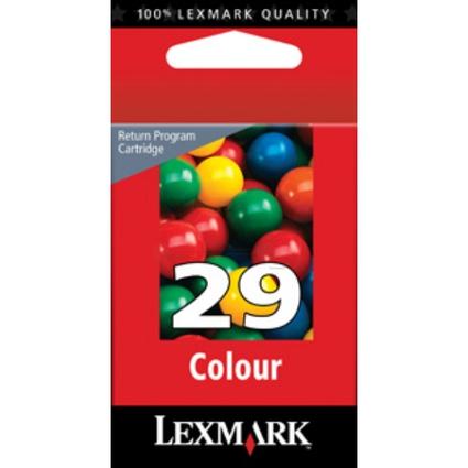 Original Tinte Nr.29 für LEXMARK Z845, farbig