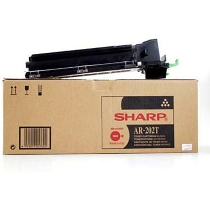 Original Toner für SHARP Kopierer AR162/AR201/AR206, schwarz