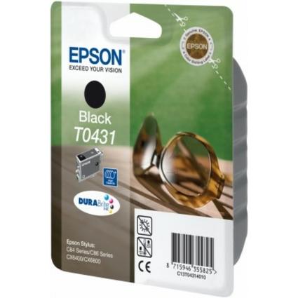 Original Tinte DURABrite für EPSON Stylus C84/C86, schwarz