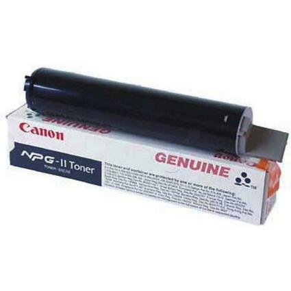 Original Toner für Canon Kopierer NP6012/NP6512, schwarz