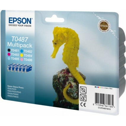 Original Multipack für EPSON Stylus Photo R200/R300