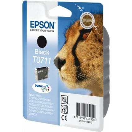 Original Tinte für EPSON Stylus D78/DX4000/DX4050, schwarz