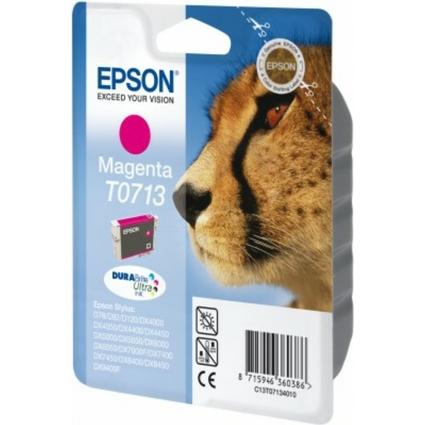 Original Tinte für EPSON Stylus D78/DX4000/DX4050, magenta