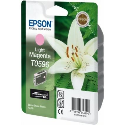 Original Tinte für EPSON Stylus Photo R2400, light magenta